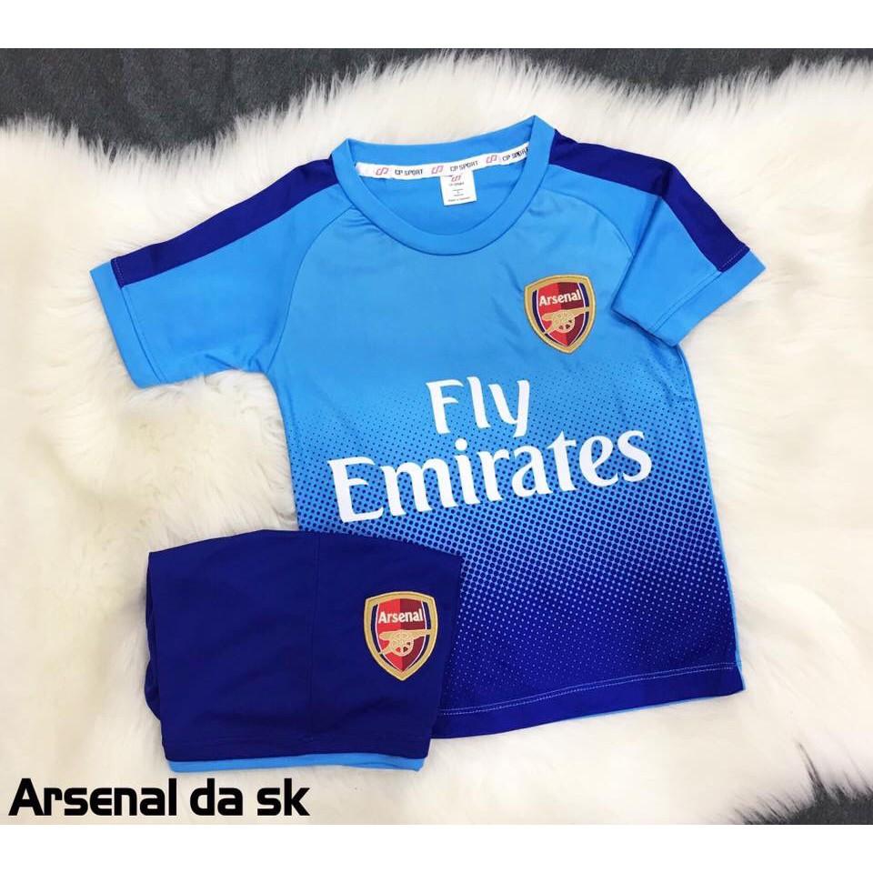 Đồ thể thao đá banh trẻ em clb Arsenal xanh - 10058494 , 806726367 , 322_806726367 , 80000 , Do-the-thao-da-banh-tre-em-clb-Arsenal-xanh-322_806726367 , shopee.vn , Đồ thể thao đá banh trẻ em clb Arsenal xanh