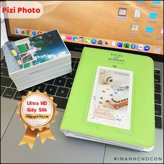 In 64 ảnh 6.9 Ultra HD - Công nghệ in ProLab - giấy lụa cao cấp + Album