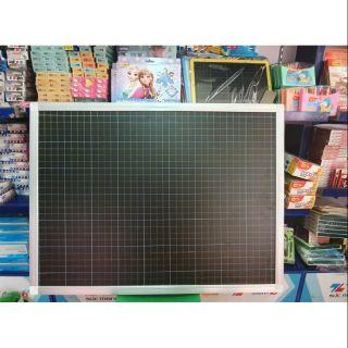 Bảng viết phấn BP02 đen 0.6 x 0.8 m thumbnail