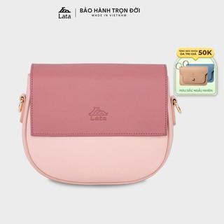 [TẶNG YMK10] Túi đeo chéo nữ thời trang LATA HN77 nhiều màu thumbnail