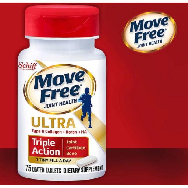 Thuốc bổ sụn khớp Schiff Move Free Ultra Triple Action 75 viên từ Mỹ - HSD 11/2019 - 2679687 , 381236234 , 322_381236234 , 700000 , Thuoc-bo-sun-khop-Schiff-Move-Free-Ultra-Triple-Action-75-vien-tu-My-HSD-11-2019-322_381236234 , shopee.vn , Thuốc bổ sụn khớp Schiff Move Free Ultra Triple Action 75 viên từ Mỹ - HSD 11/2019