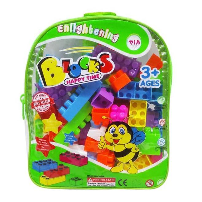 ✻Túi có khóa kéo đồ chơi giáo dục cho bé