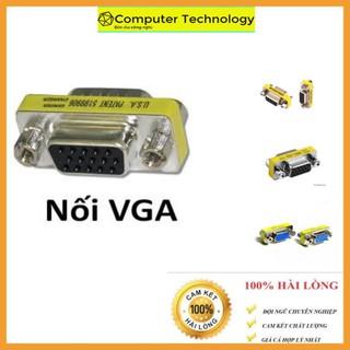 Đầu nối vga-vga, 2 đầu âm. hàng chuẩn chất lượng giá cực tốt thumbnail
