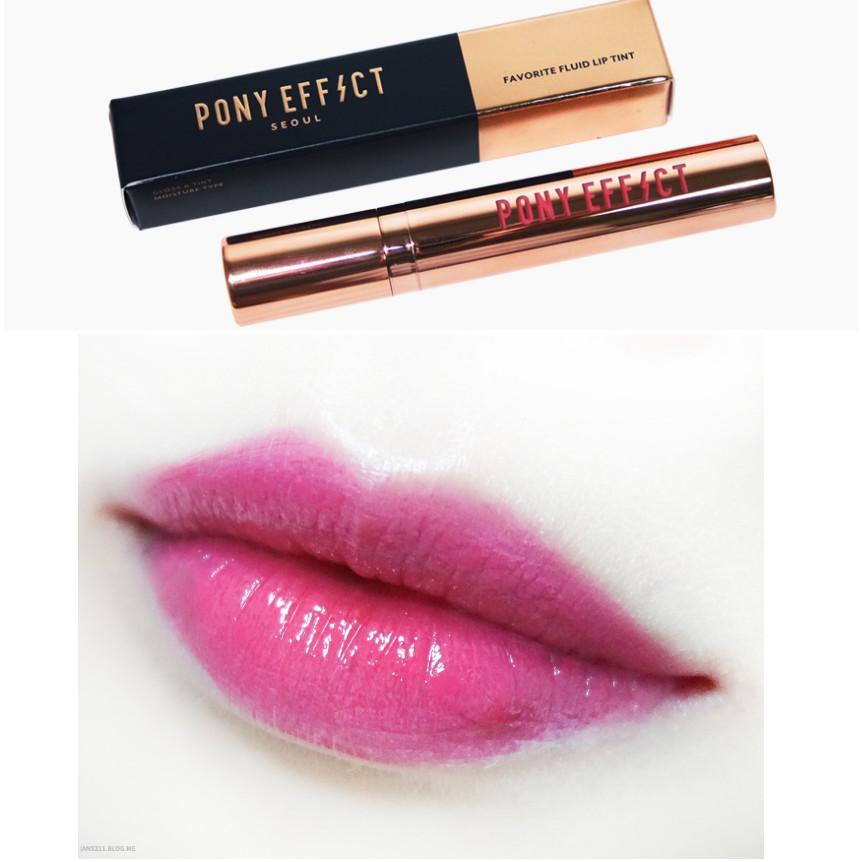 Son Pony Effect Favorite Lip Fluid Tint