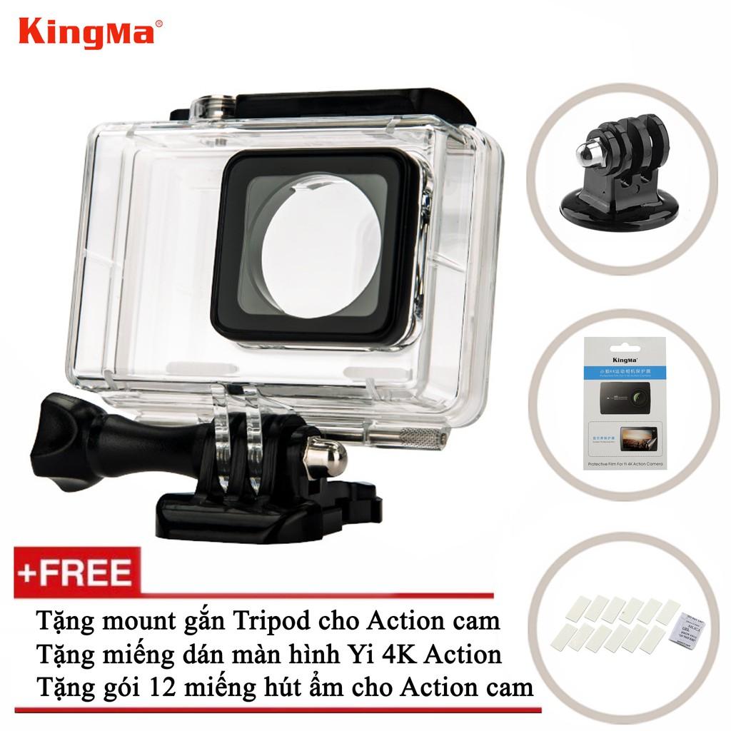 Case chống nước cho Xiaomi Yi 4K Action camera