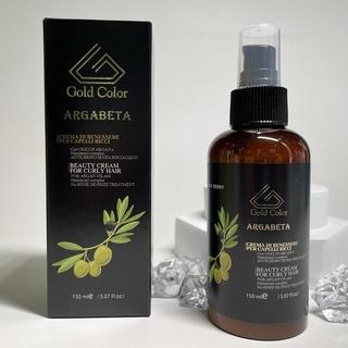 Kem xả khô Gold Color ARGABETA Beauty Cream For Curly Hair dành cho tóc xoăn 150ml thumbnail