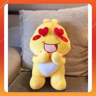 [HGR] Gấu Bông Sticker Qoobee Cao Cấp Size Siêu Dễ Thương – Thú nhồi bông sticker Qoobee