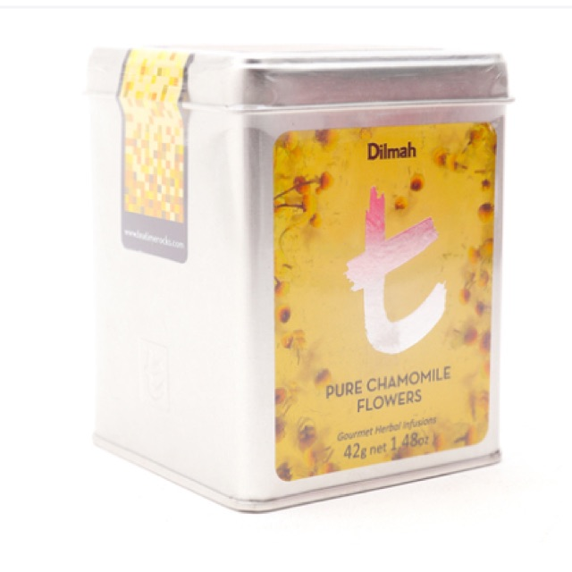 Trà hoa cúc la mã T Pure Chamomile Flowers Dilmah 40g - 2566780 , 1128780093 , 322_1128780093 , 165000 , Tra-hoa-cuc-la-ma-T-Pure-Chamomile-Flowers-Dilmah-40g-322_1128780093 , shopee.vn , Trà hoa cúc la mã T Pure Chamomile Flowers Dilmah 40g
