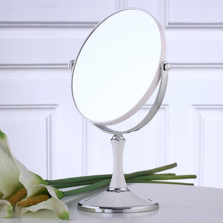gương trang điểm 2 mặt xoay 360 độ mẫu mới - 3149017 , 756745011 , 322_756745011 , 80000 , guong-trang-diem-2-mat-xoay-360-do-mau-moi-322_756745011 , shopee.vn , gương trang điểm 2 mặt xoay 360 độ mẫu mới