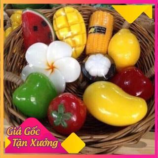 [SALE SẬP SÀN] Xà phòng sáp thơm - Xà phòng hương trái cây siêu thơm thumbnail