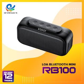 Loa Bluetooth 5.0 ROBOT RB100 Thanh âmcông suất lớn sạc nhanh kết nối nhanh sạc nhanh thời gian sử dụng thiết kế nhỏ gọn