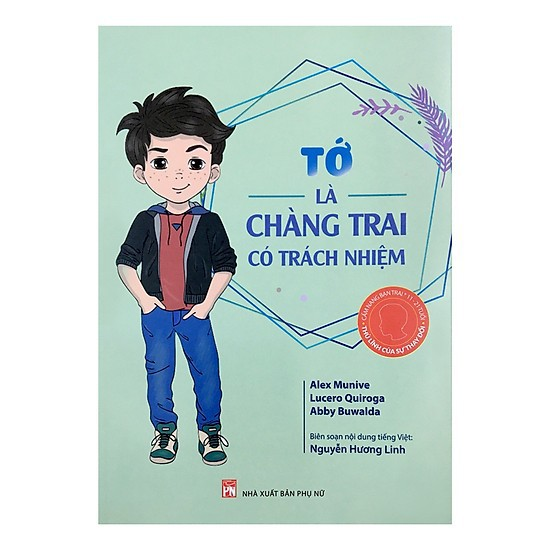 Sách - Combo Cẩm Nang Bạn Trai - Thủ Lĩnh Của Sự Thay Đổi