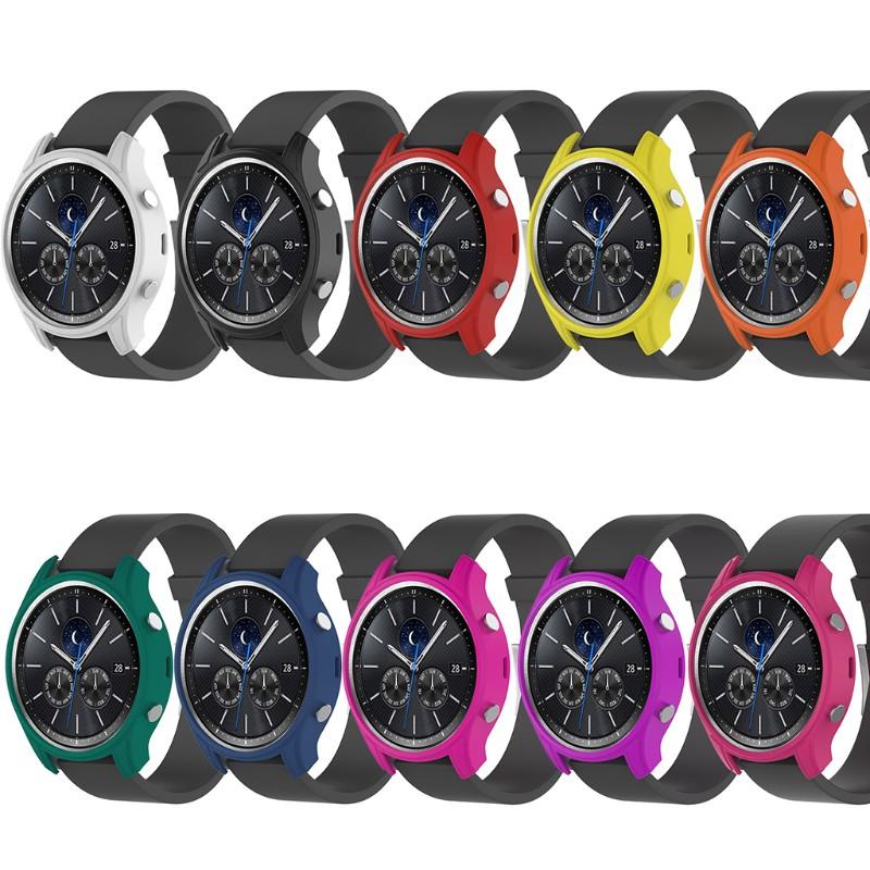 Ốp nhựa dành cho đồng hồ Samsung Galaxy Gear S3 Classic SM-R770