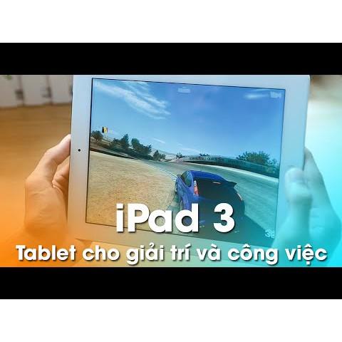 IPAD 3, IPAD2 CHÍNH HÃNG APPLE WIFI 3G GIÁ TỐT   SaleOff247