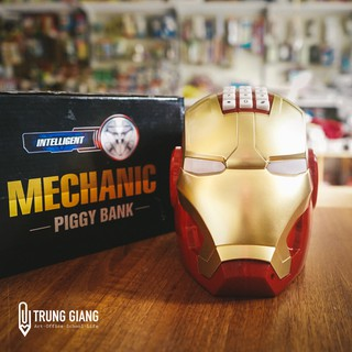 Két Sắt Mini Iron Man thông minh