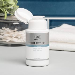 Hình ảnh Dung dịch BHA giúp trị mụn, giảm nhờn Obagi Clenziderm MD Pore Therapy 148ml-1