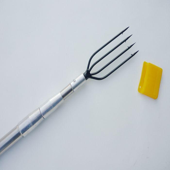 สแตนเลสร็อดตะขอปลางาปลาเครื่องมือ 13 . 5 cm 4 . 7 cm กว้าง