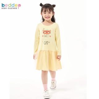 Váy thun in hình cao cấp Beddep Kids Clothes cho bé gái từ 1 đến 8 tuổi BP-G09 thumbnail