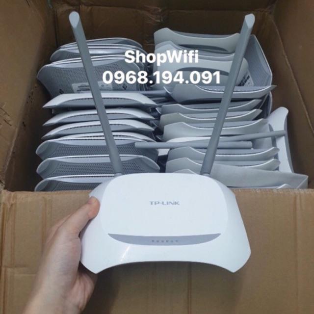 Bộ phát wifi TPLink 2 râu 841N/842N, hình thức đẹp, tốc độ 300Mbps