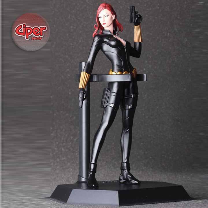 Mô hình Black Widow Crazy Toys - Mô hình Avengers