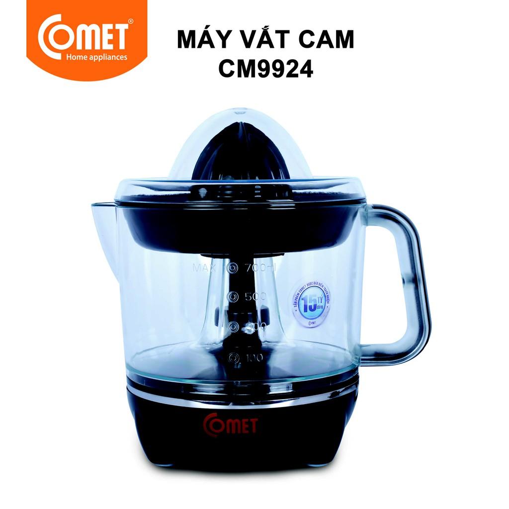 Máy vắt cam 0,7L COMET CM9924 - 3554720 , 1210506835 , 322_1210506835 , 292000 , May-vat-cam-07L-COMET-CM9924-322_1210506835 , shopee.vn , Máy vắt cam 0,7L COMET CM9924