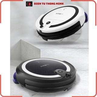 Máy hút bụi_Robot hút bụi Pro Cleaner_Màn cảm ứng_Cảm biến chống rơi_Có Remote_Tự động về sạc khi hết pin