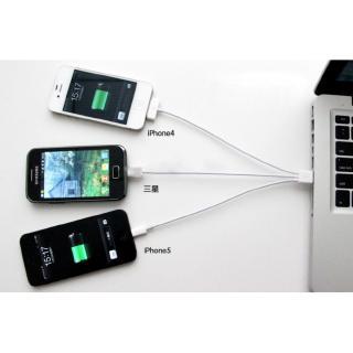 Cáp Sạc Micro Usb Lightning Cho Điện Thoại Android Iphone X 4 4s Se 6plus 5c 5s Ipad Mini 3