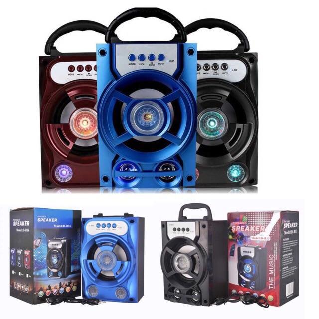 [ HOT GIÁ SHOCK ] Loa Bluetooth Xách Tay Âm Thanh To Hay Chuẩn có đèn led đẹp - Loa Bluetooth mini chất lượng ,giá rẻ