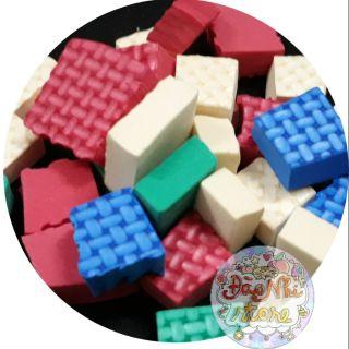 25~30v Wafer cube/Bánh xốp giả