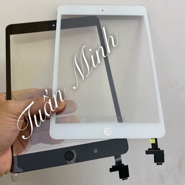Cảm ứng ipad mini 1-2 liền ic + Home
