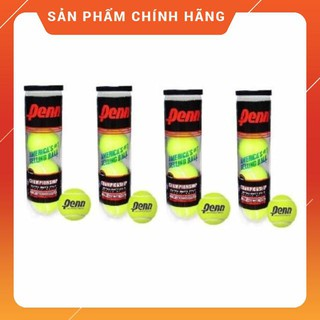 Combo 3 Thùng Banh Tennis Penn, Banh Penn 4, Bóng Tennis Penn, Penn Championship