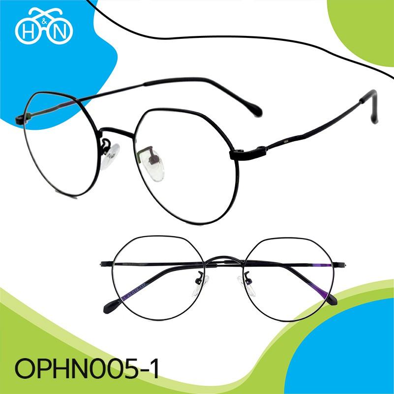 H&N แว่นสายตาสั้นเปลี่ยนสีอัตโนมัติเมื่อเจอแดด OPHN005