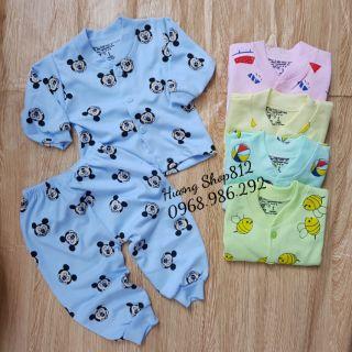 Bộ quần áo thu đông bo gấu cho bé ( nhiều mẫu)
