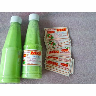 Muối ớt Chanh Nha Trang