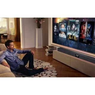 [ King Royalty] Loa bluetooth Soundbar 5.1 âm thanh 3D 8 loa kép 100w 1 mét AMOI (Màu Đen)