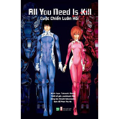 Light Novel - All You Need Is Kill - Cuộc Chiến Luân Hồi