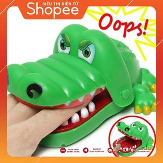 [GIÁ CỰC SỐC] Đồ chơi khám răng cá sấu vui nhộn – RẺ NHẤT VN