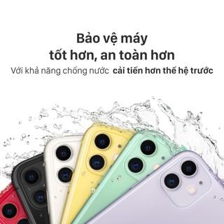 Hình ảnh Điện thoại Apple iPhone 11 64GB - Hàng Chính Hãng VN/A-2