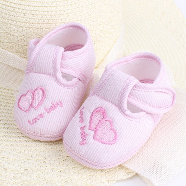 Giày tập đế mềm cho bé gái , bé trai - 3186946 , 776196555 , 322_776196555 , 100000 , Giay-tap-de-mem-cho-be-gai-be-trai-322_776196555 , shopee.vn , Giày tập đế mềm cho bé gái , bé trai