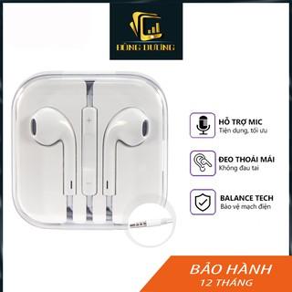 Tai nghe iphone 6/6s jack cắm 3.5mm,thiết kế in-ear thoải mái,tai nghe anrdoid/iphone 5/6/6s/6plus/6splus - ĐÔNGDƯƠNG