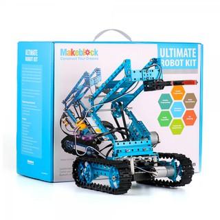 Robot lập trình Ultimate 2.0 Makeblock tháo lắp 10 trong 1