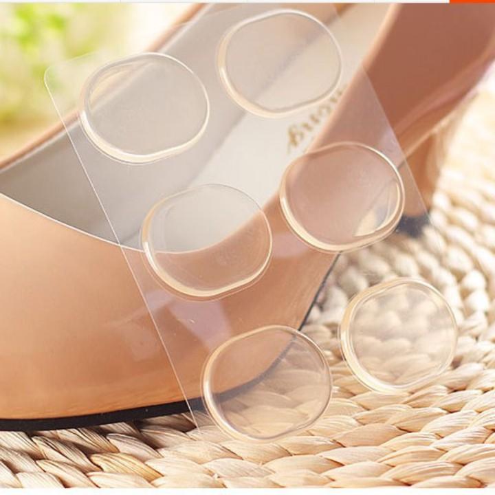 SG - Miếng lót giày silicon hình tròn