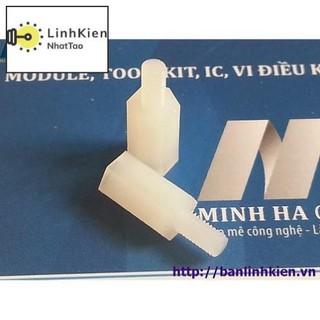 Cọc Nhựa M3 10+6MM (Đ-C) (5 chiếc)