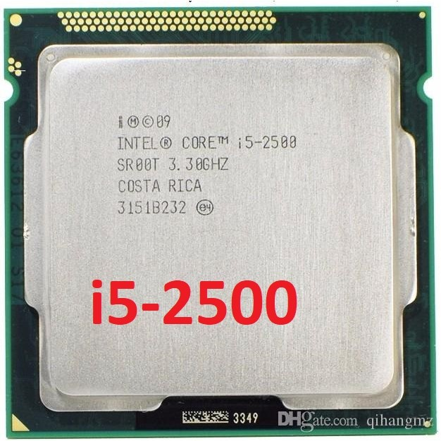[Mã ELCLMAY giảm 7% đơn 500K] CPU Intel® Core™ i5-2500 Processor (6M Cache, up to 3.70 GHz)