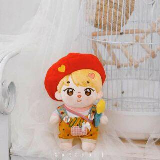 [ORDER] Only doll Pearl Jin 20cm (bé tóc vàng)