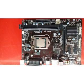 CPU Intel I3 4150 /I5 4670 /G3250 /I5 4570/E3 1220V3 + Combo Main H81M