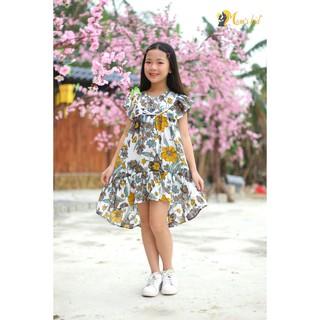 Đầm bé gái size đại - Váy đầm cho bé gái lớn size đại