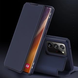Bao da điện thoại nắp gập chống sốc chất lượng cao cho Samsung Galaxy Note 20 Ultra