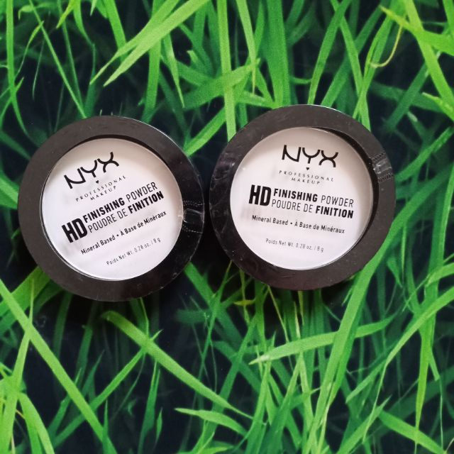 Phấn phủ Nyx HD finishing powder mineral based