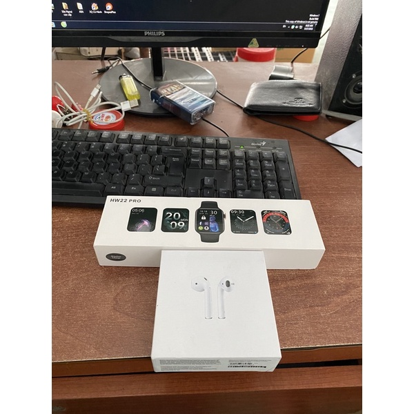 Đồng hồ thông Minh Hw22 Pro Premium